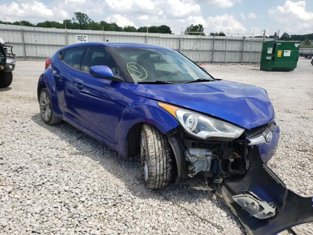 Salvage cars for sale from Copart Hueytown, AL: 2012 Hyundai Veloster