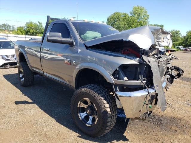 Salvage cars for sale from Copart New Britain, CT: 2010 Dodge RAM 2500