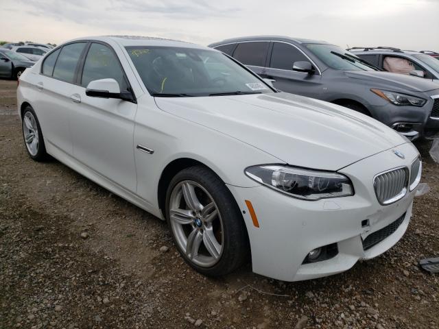 BMW Vehiculos salvage en venta: 2014 BMW 550 XI