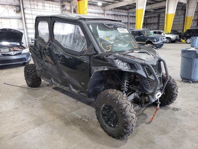Salvage motorcycles for sale at Woodburn, OR auction: 2021 Can-Am Maverick S
