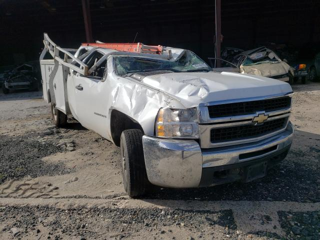 Salvage cars for sale from Copart Corpus Christi, TX: 2008 Chevrolet Silverado