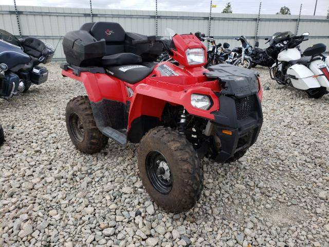 Salvage cars for sale from Copart Appleton, WI: 2020 Polaris Sportsman