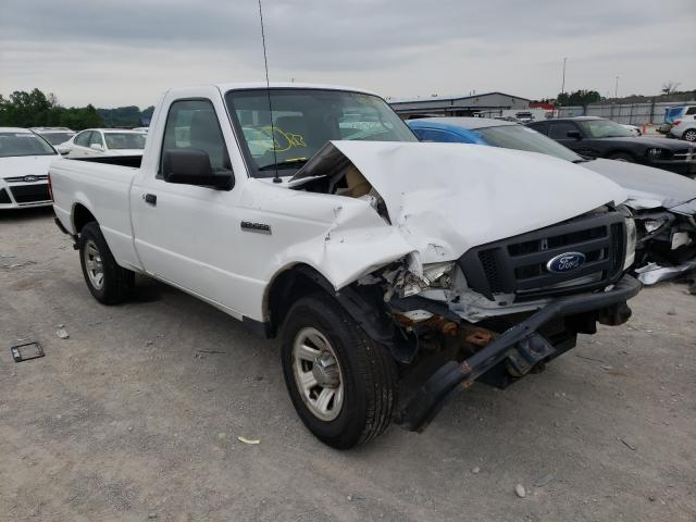 Salvage trucks for sale at Alorton, IL auction: 2011 Ford Ranger
