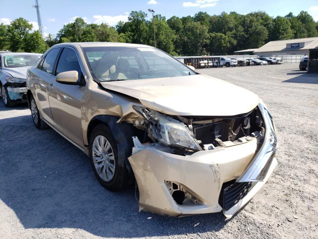 2012 TOYOTA CAMRY BASE 4T4BF1FK5CR176661