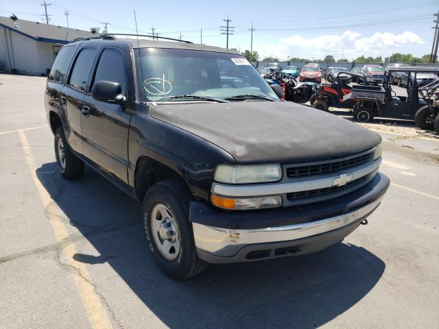 Salvage cars for sale from Copart Nampa, ID: 2002 Chevrolet Tahoe K150