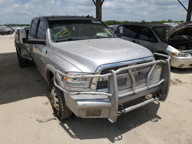 Salvage cars for sale from Copart Temple, TX: 2015 Dodge 3500 Laram