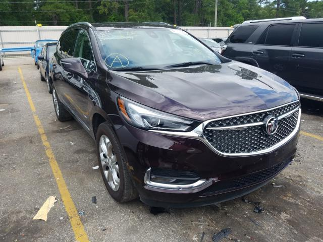 Buick Enclave salvage cars for sale: 2020 Buick Enclave