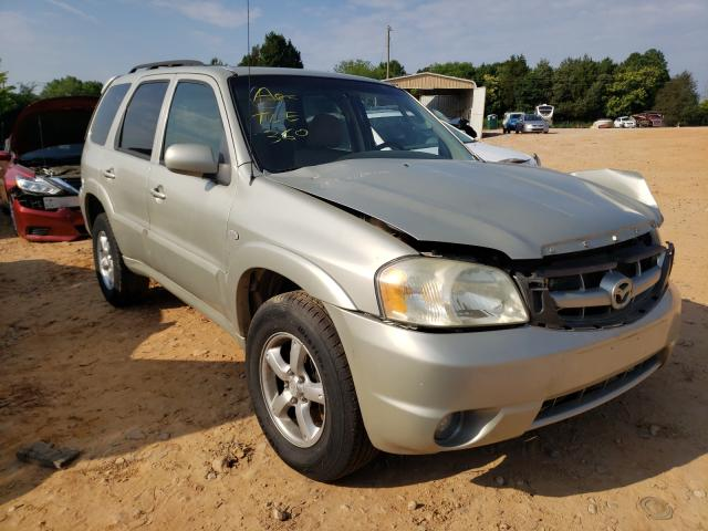 Salvage cars for sale from Copart China Grove, NC: 2005 Mazda Tribute S