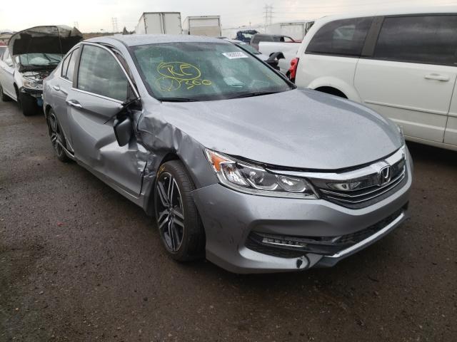 2016 Honda Accord Sport en venta en Tucson, AZ