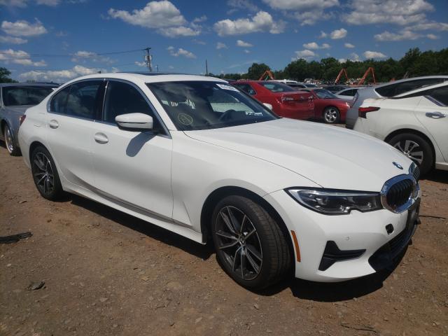 BMW Vehiculos salvage en venta: 2020 BMW 330XI