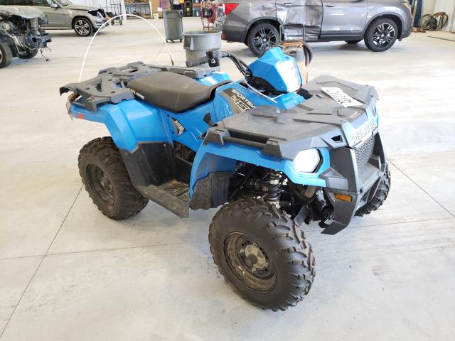 Salvage cars for sale from Copart Avon, MN: 2017 Polaris Sportsman