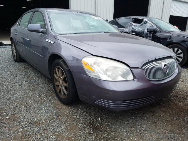 Buick Lucerne salvage cars for sale: 2007 Buick Lucerne