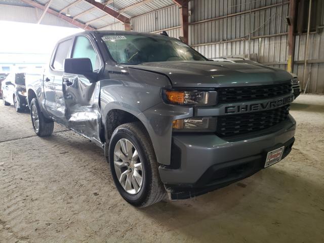 2021 Chevrolet Silverado en venta en Greenwell Springs, LA