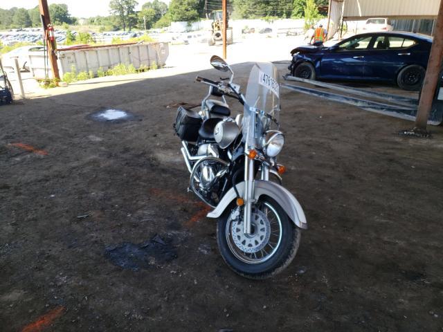 Salvage motorcycles for sale at Fairburn, GA auction: 2004 Suzuki VL800
