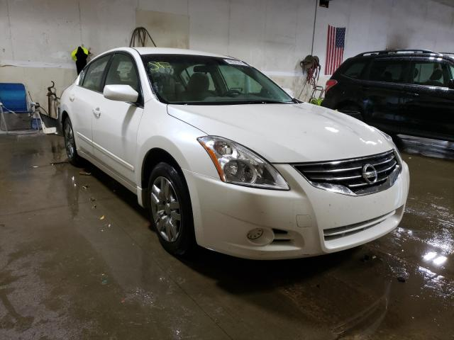 Salvage cars for sale at Portland, MI auction: 2010 Nissan Altima