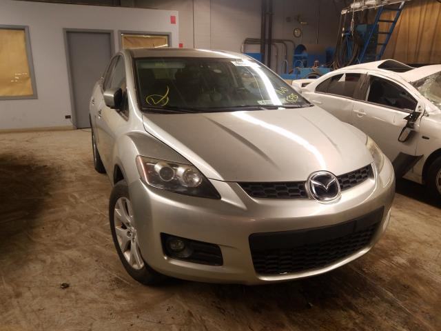 Salvage cars for sale from Copart Wheeling, IL: 2008 Mazda CX-7