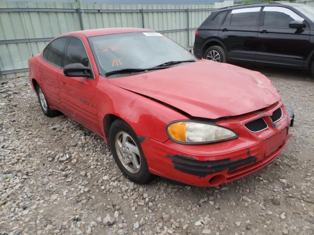 Salvage cars for sale from Copart Kansas City, KS: 1999 Pontiac Grand AM S