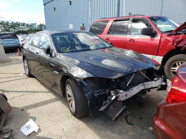 Salvage cars for sale from Copart Chambersburg, PA: 2014 BMW 528 XI