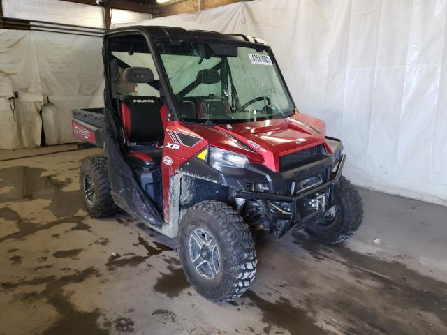 Vehiculos salvage en venta de Copart Ebensburg, PA: 2014 Polaris Ranger 900