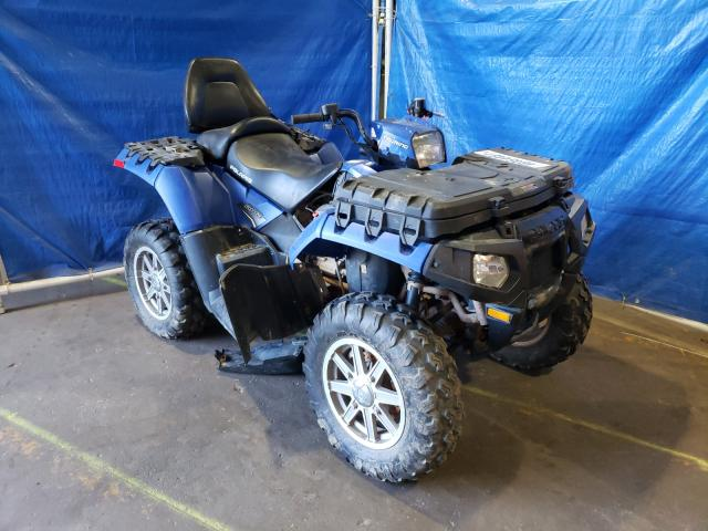Salvage cars for sale from Copart Moncton, NB: 2011 Polaris Sportsman