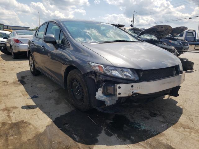 2013 Honda Civic LX en venta en Lebanon, TN