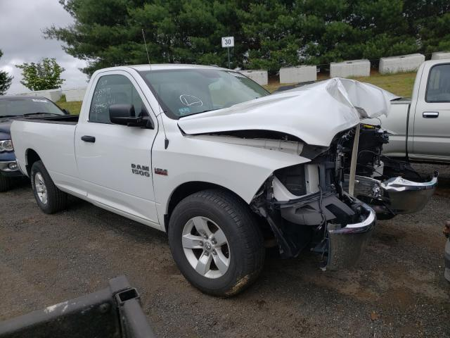 Salvage cars for sale from Copart East Granby, CT: 2017 Dodge RAM 1500 ST