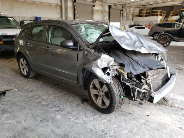 Salvage cars for sale from Copart Kansas City, KS: 2011 Dodge Caliber MA