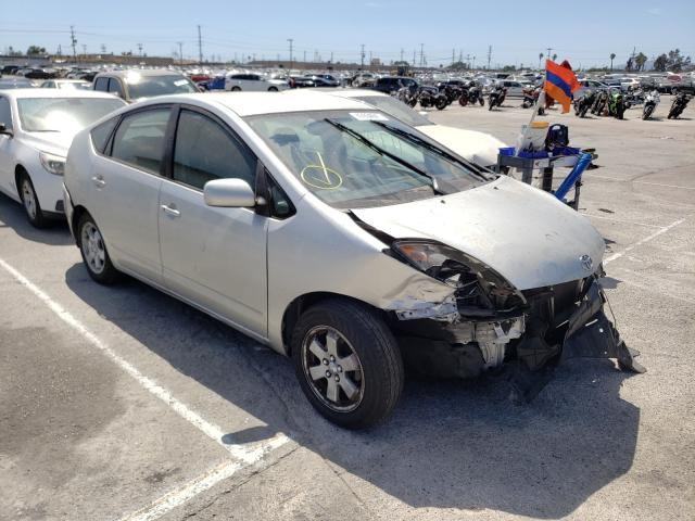 Salvage cars for sale from Copart Sun Valley, CA: 2005 Toyota Prius