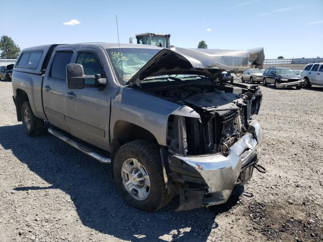 Salvage cars for sale from Copart Airway Heights, WA: 2007 Chevrolet Silverado