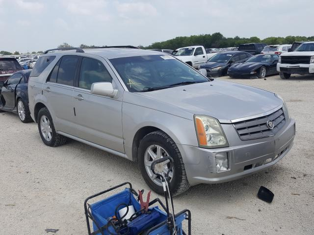Salvage cars for sale from Copart San Antonio, TX: 2004 Cadillac SRX