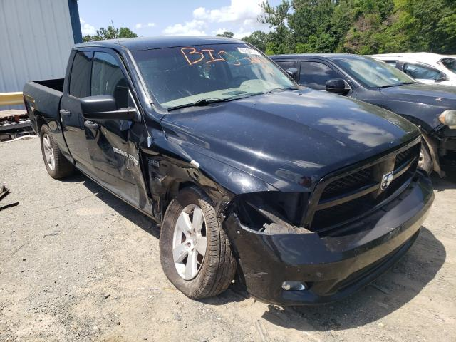 Salvage cars for sale from Copart Shreveport, LA: 2012 Dodge RAM 1500 S