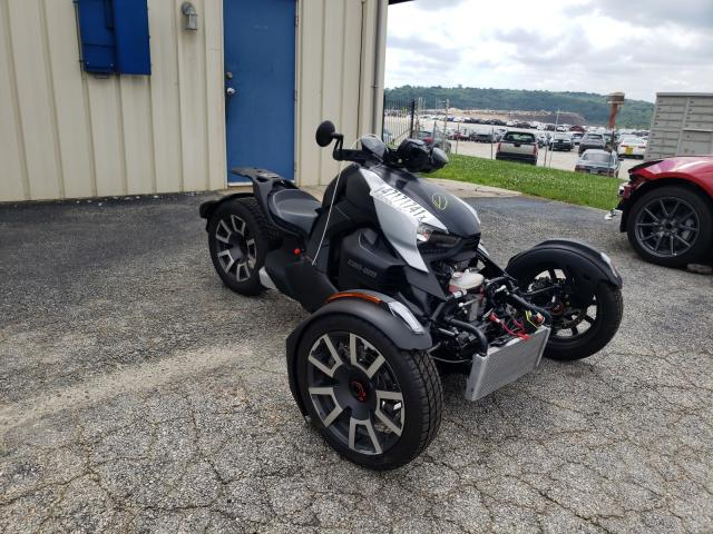 Salvage cars for sale from Copart Gainesville, GA: 2020 Can-Am Ryker Rall