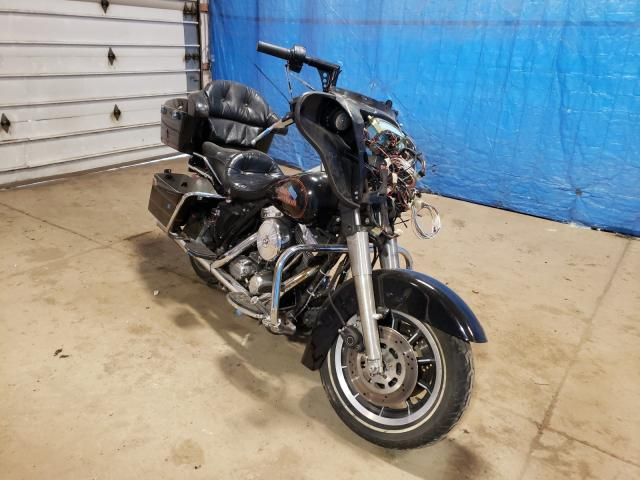Salvage motorcycles for sale at Columbia Station, OH auction: 1991 Harley-Davidson Flht Class