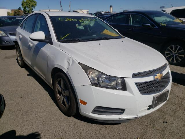 Vehiculos salvage en venta de Copart Martinez, CA: 2013 Chevrolet Cruze LT