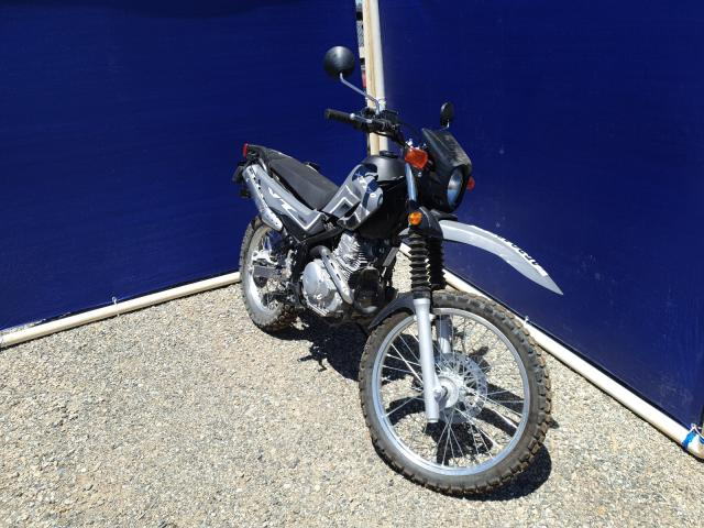 Salvage cars for sale from Copart Anderson, CA: 2021 Yamaha XT250