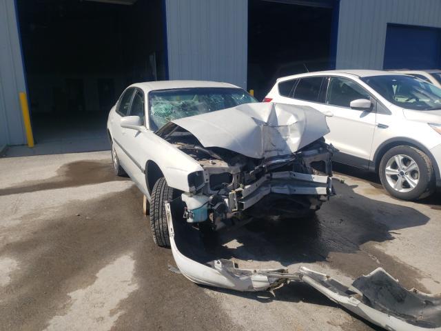 Vehiculos salvage en venta de Copart Glassboro, NJ: 2004 Chevrolet Impala