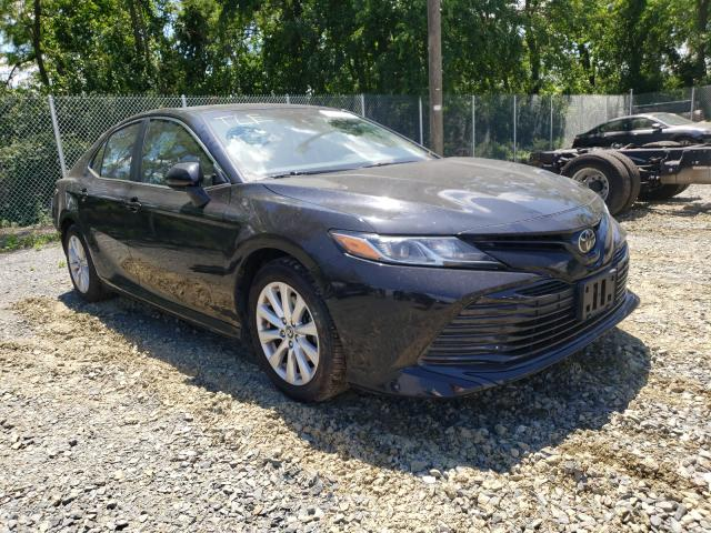 Salvage cars for sale from Copart Baltimore, MD: 2018 Toyota Camry L