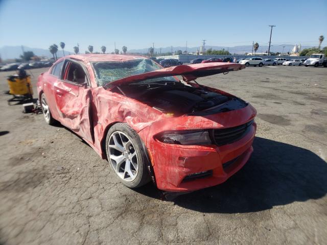 Vehiculos salvage en venta de Copart Colton, CA: 2016 Dodge Charger R