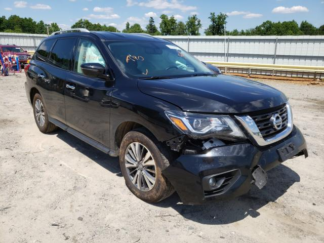 Salvage cars for sale from Copart Chatham, VA: 2019 Nissan Pathfinder