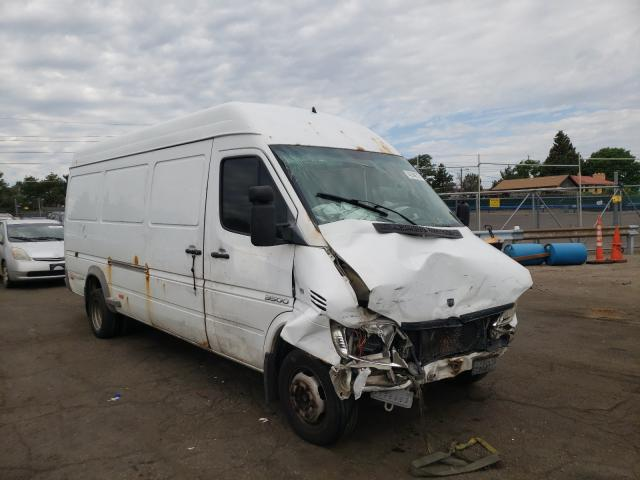 Salvage cars for sale from Copart Denver, CO: 2006 Dodge Sprinter 3