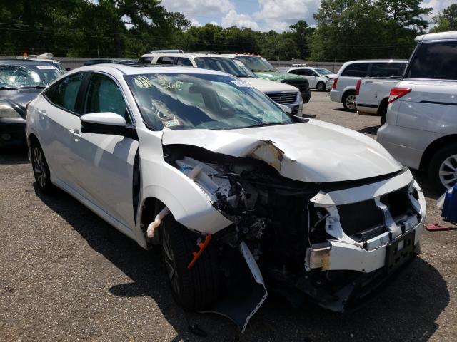 2016 Honda Civic EX for sale in Eight Mile, AL