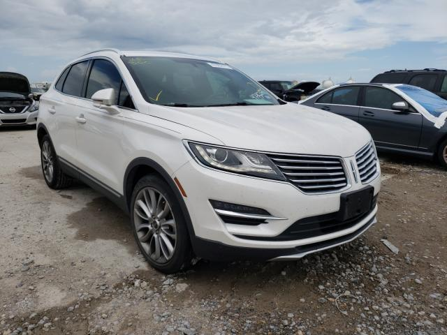 Vehiculos salvage en venta de Copart New Orleans, LA: 2017 Lincoln MKC Reserv