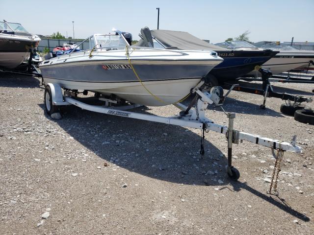 Crestliner salvage cars for sale: 1985 Crestliner Boat TRL