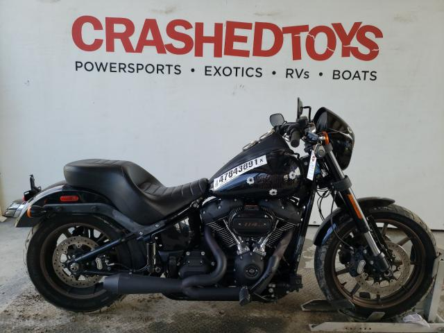 Vehiculos salvage en venta de Copart Riverview, FL: 2020 Harley-Davidson Fxlrs