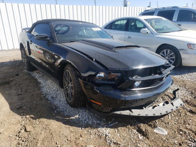 Vehiculos salvage en venta de Copart Louisville, KY: 2010 Ford Mustang GT