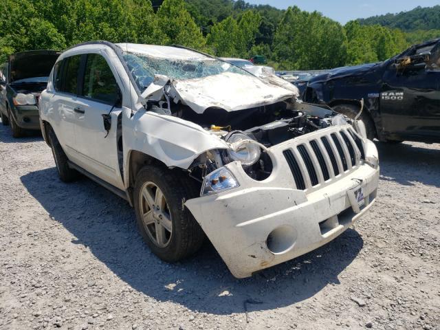 Vehiculos salvage en venta de Copart Hurricane, WV: 2009 Jeep Compass SP