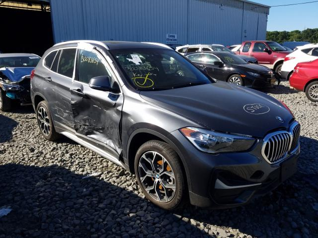 Salvage cars for sale from Copart Windsor, NJ: 2021 BMW X1 XDRIVE2