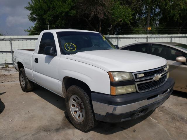Salvage cars for sale from Copart Corpus Christi, TX: 2006 Chevrolet Silverado