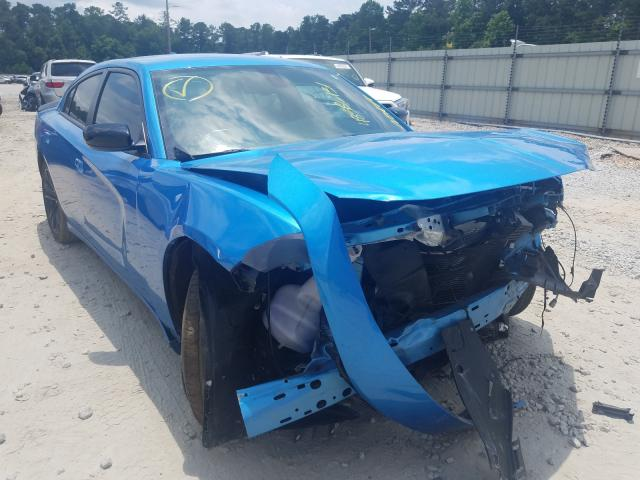 Salvage 2018 DODGE CHARGER - Small image. Lot 48386131