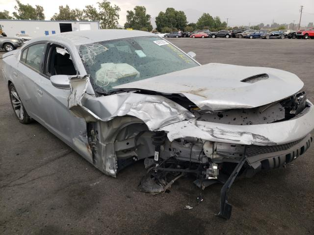 Salvage cars for sale from Copart Colton, CA: 2020 Dodge Charger R